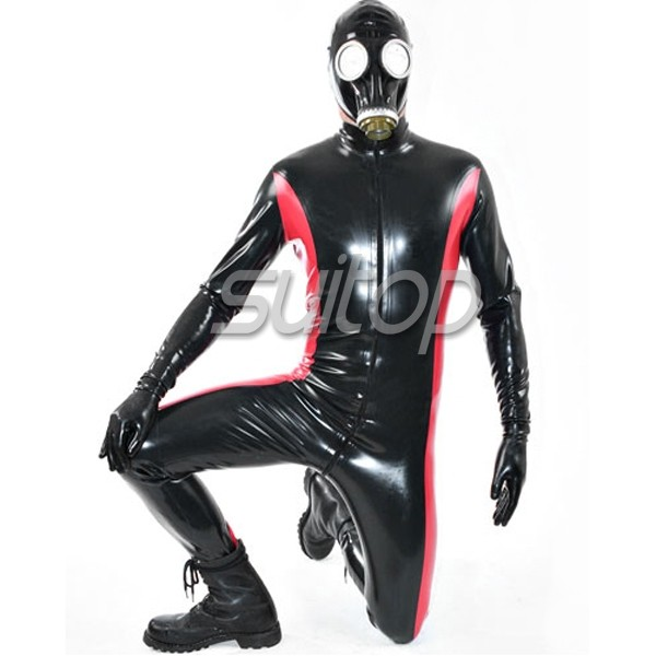 Really. All latex rubber men what here