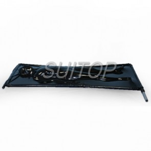 Suitop latex vacuum bed rubber in 0.4mm including sheet and piping(118cmx200cm)